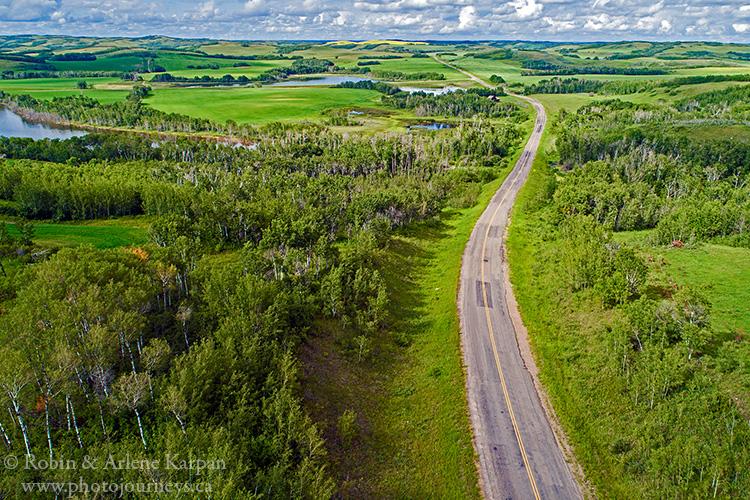 Hwy 378, Saskatchewan