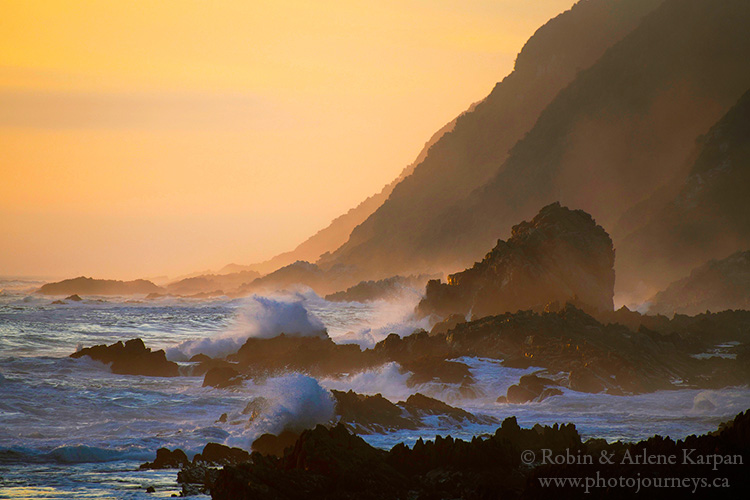 Garden Route National Park, South Africa