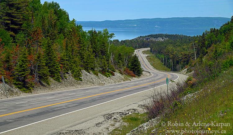 Trans Canada Highway, Ontario