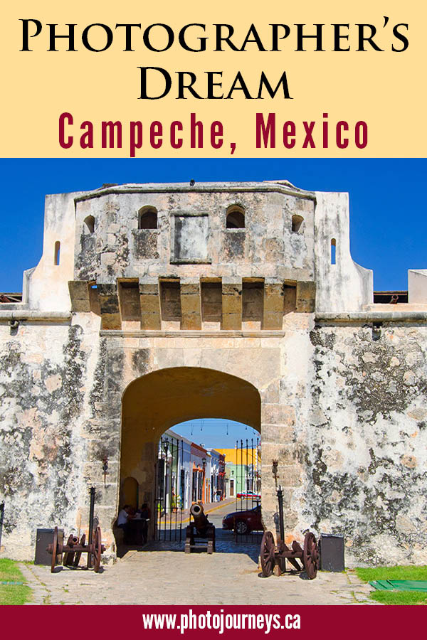 PIN for Photographer's Dream, Campeche