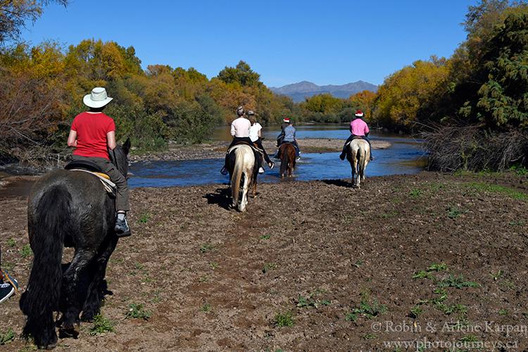 Horseback ride, Phoenix, AZ