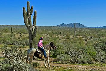 Horseback riding, Phoenix, AZ