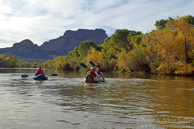 Salt River, near Phoenix AZ