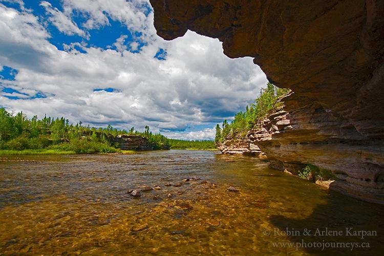Fond du Lac River, Saskatchewan