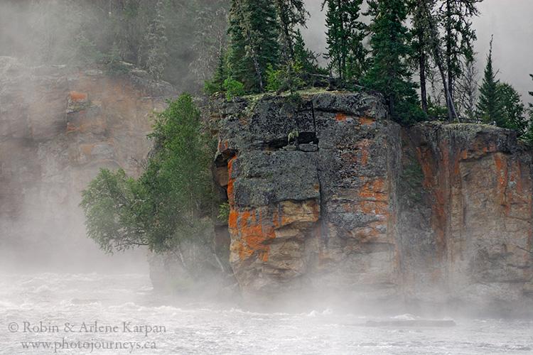 Skull Canyon, Clearwater River, Saskatchewan