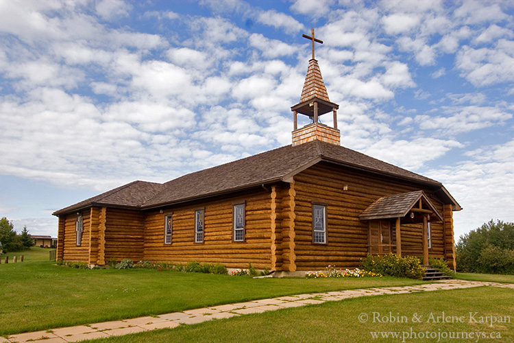 St. Laurent, Saskatchewan