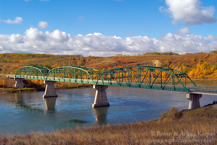 Gabriel's Bridge, Saskatchewan