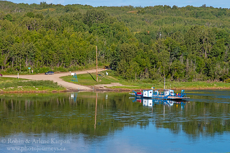 St. Laurent Ferry, Saskatchewan