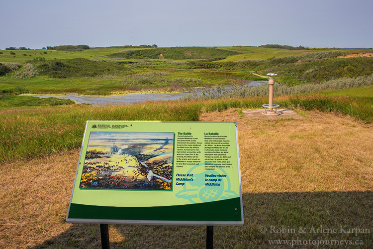 Fish Creek, Tourond's Coulee, Saskatchewan