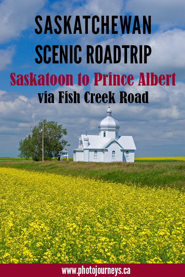 PIN for Fish Creek Road
