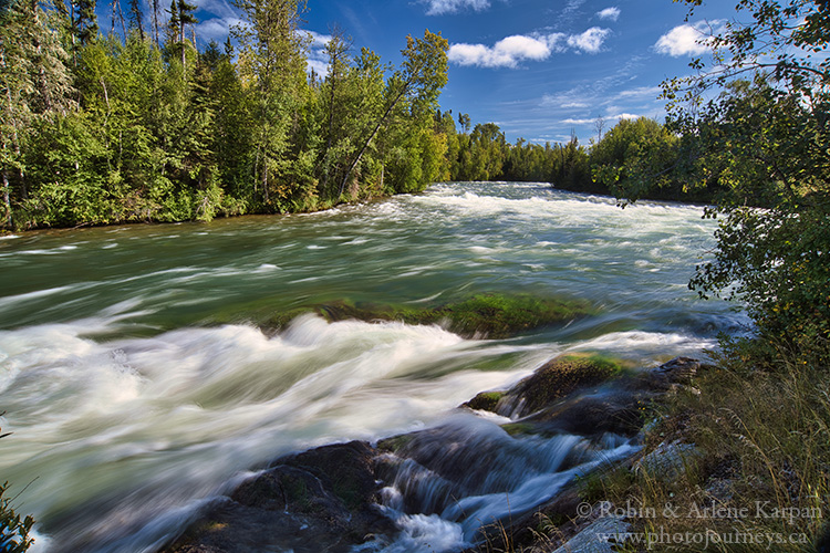 Rapid River, Saskatchewan
