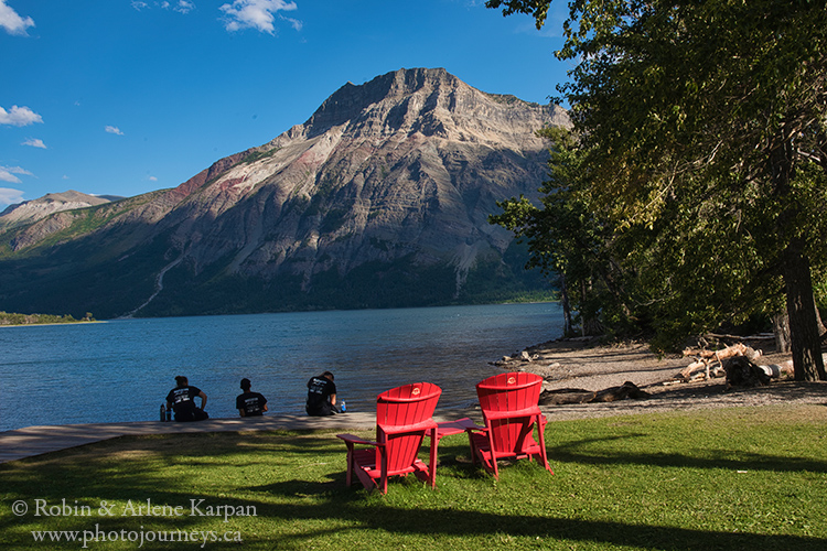 Waterton Lakes National Park, Alberta