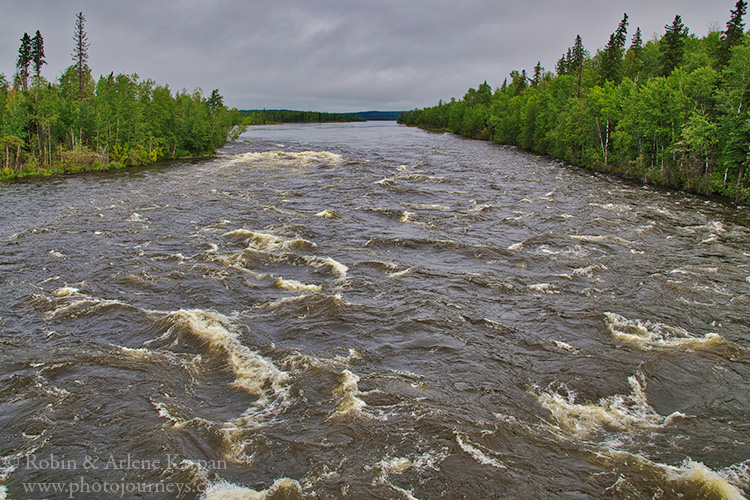 Otter Rapids, Churchill River