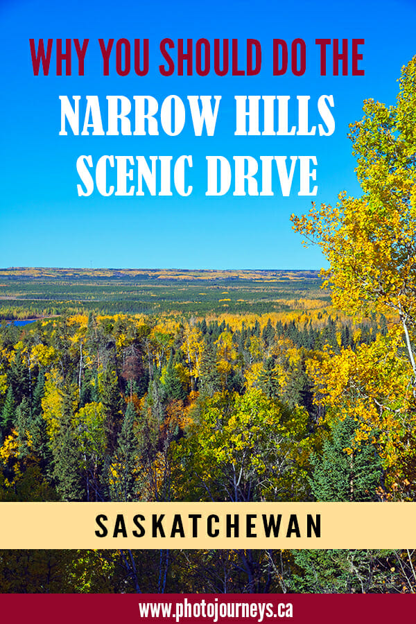 PIN for Narrow Hills Scenic Drive