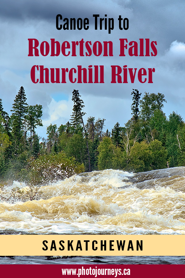 PIN for Robertson Falls