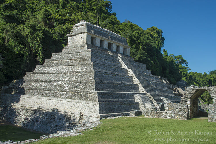 Palenque, Mexico, Aeroplan destination