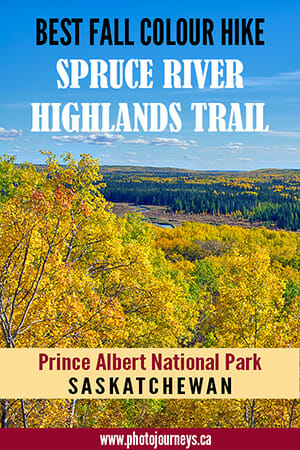 PIN for Spruce River Trail