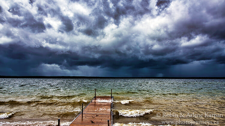 Sandy Lake, Saskatchewan