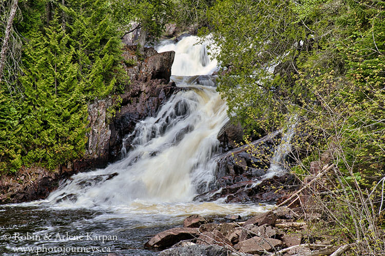 Rainbow Falls, Ontario