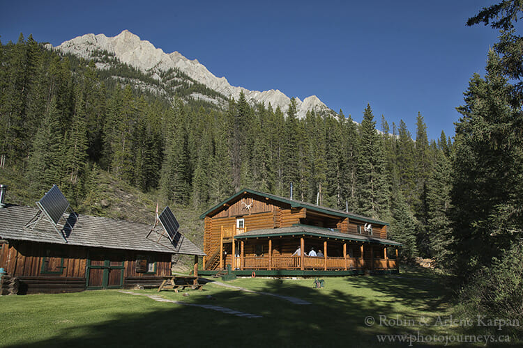 Sundance Lodge, Banff National Park