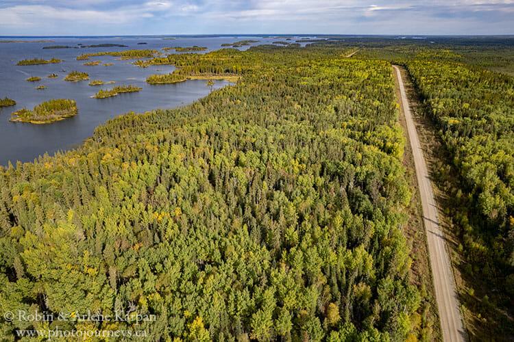 Amisk Lake, Saskatchewan