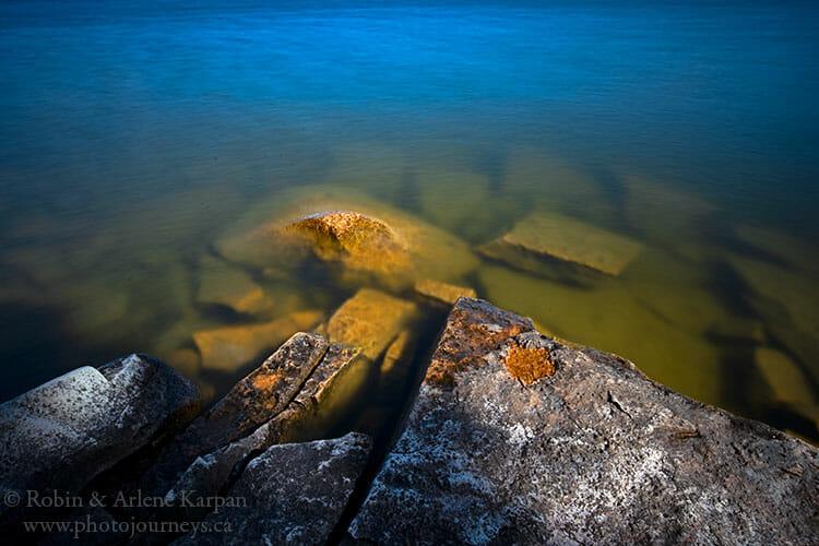 Limestone Point, SK