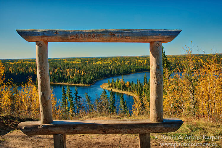 Grace Lakes, Narrow Hills Provincial Park, Saskatchewan