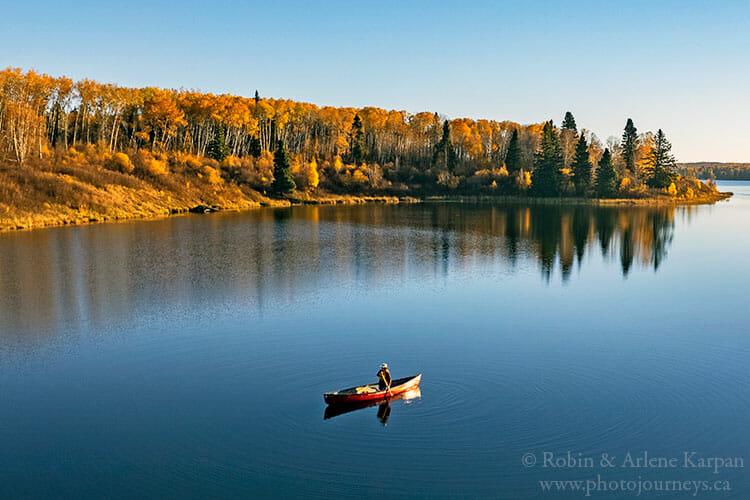 Anglin Lake, Saskatchewan
